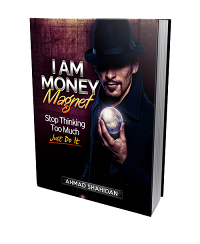 ecover ebook I Am Money Magnet png